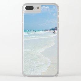 Destin Florida Clear iPhone Case