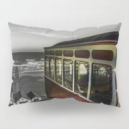 Ticket to Ride Pillow Sham