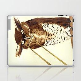 Laser Owl Laptop & iPad Skin