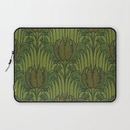 Tulpentapete Wallpaper Design Laptop Sleeve