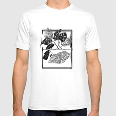 A Midsummer Night's Dream White Mens Fitted Tee MEDIUM