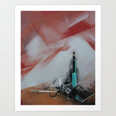 Refined  Art Print