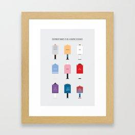 Designer Wannabes Framed Art Print