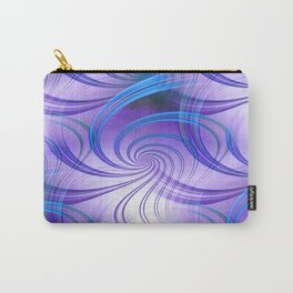 Pathways (purple) Carry-All Pouch
