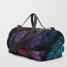 Colorful leaves Duffle Bag