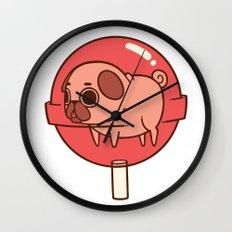 Puglie Lollipop Wall Clock