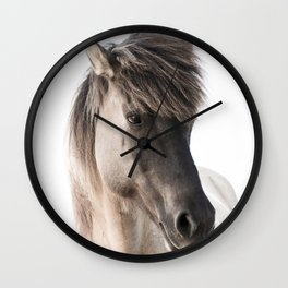 Horse Look Wall Clock