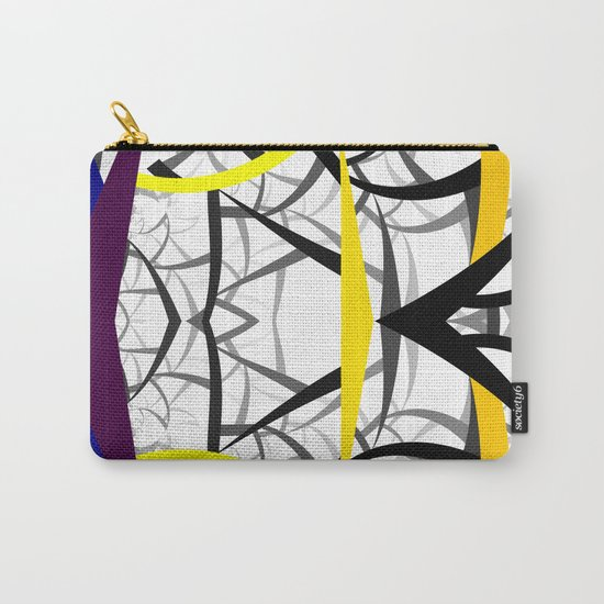 geometric architecture Carry-All Pouch