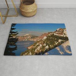 Crater Lake - Spring II Rug