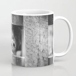 Nosy Pig Snout Coffee Mug