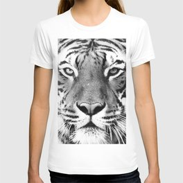 Tiger, Animal, Scandinavian, Minimal, Trendy decor, Interior, Wall art Art T-shirt
