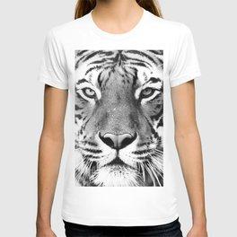 Tiger, Animal, Scandinavian, Minimal, Trendy decor, Interior, Wall art Art T-shirt