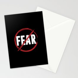 No Fear Stationery Cards