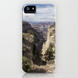 A Vertical View - Grand Canyon iPhone Case