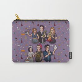 Friends TV Show - Monica Chandler Rachel Ross Phoebe Joey Carry-All Pouch