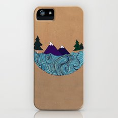 Pacific NorthFresh iPhone (5, 5s) Slim Case
