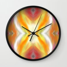 Saturday Wall Clock