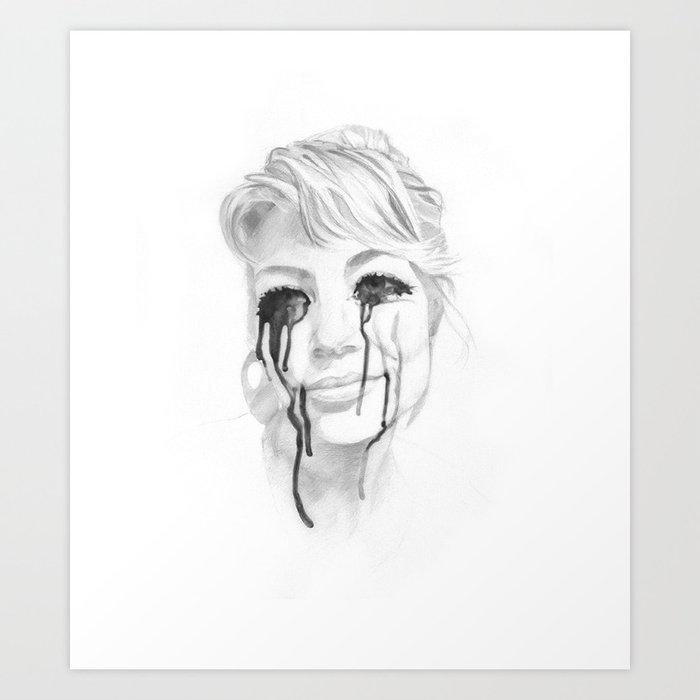 I'm Done! Art Print