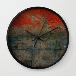 Dragon Chinese Horoscope Wall Clock
