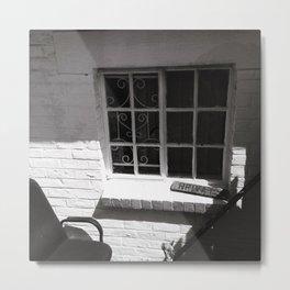 #124Photo #137 #Private #Corner / #Beautiful #Light Metal Print