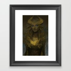 Panshee Framed Art Print