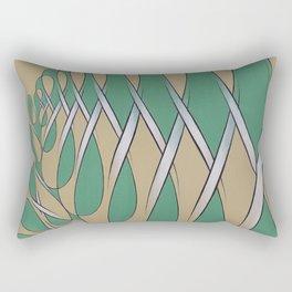 Traverse, No. 1 Rectangular Pillow
