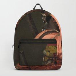 Jean-Leon Gerôme - Black Bashi-Bazouk Backpack