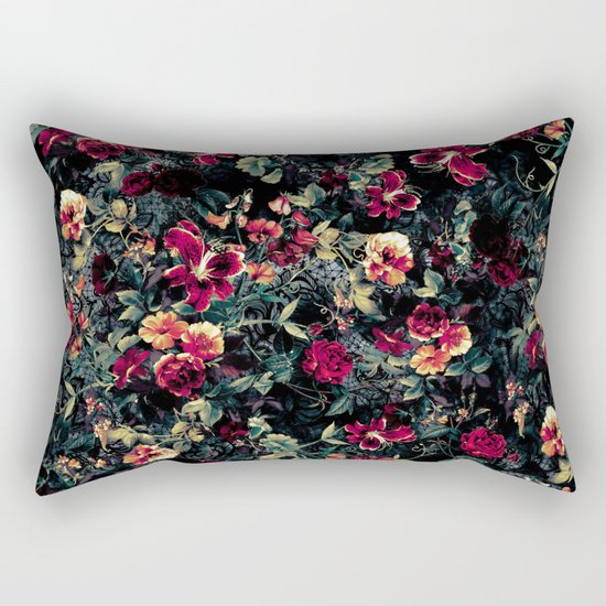 In The Night Garden Rectangular Pillow