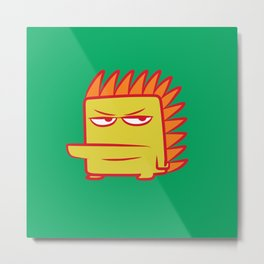 cutie monster_08 Metal Print