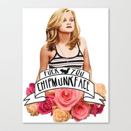 Freeway (Reese Witherspoon) Canvas Print