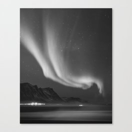 Iceland Dream, Reykjavik - Iceland Canvas Print