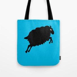 Angry Animals: Sheep Tote Bag