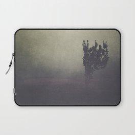 Purple Fog Laptop Sleeve