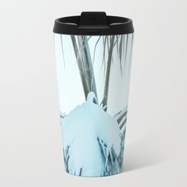 Palm and Snow Travel Mug
