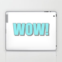 WOW! Laptop & iPad Skin