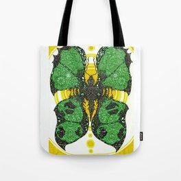 Comfort in the Final Flutter Tote Bag