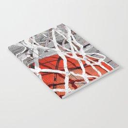 Basketball Art Notebook