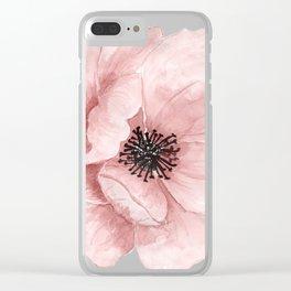 Flower 21 Art Clear iPhone Case