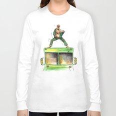 KEEN WOLF. Long Sleeve T-shirt