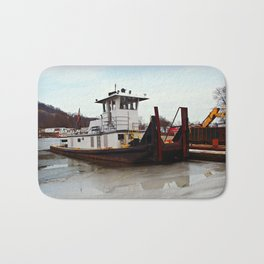 Tugboat Bath Mat
