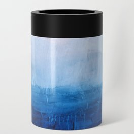 All good things are wild and free - Ocean Ombre Painting Can Cooler