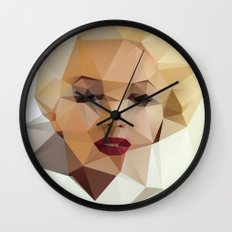 Monroe. Wall Clock