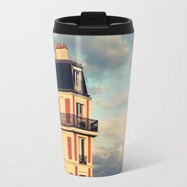 Shadow Of Sacre Coeur Travel Mug