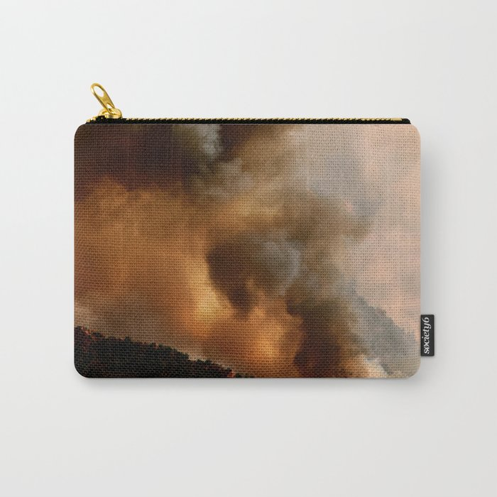 Cedar City Forest Fire - III Carry-All Pouch