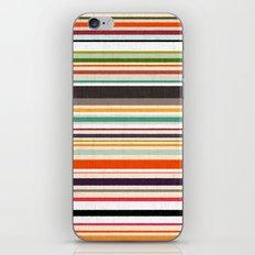 apartment stripe iPhone & iPod Skin