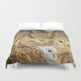 OWL you need is LOVE Duvet Cover