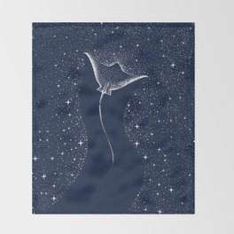 Star Collector Throw Blanket