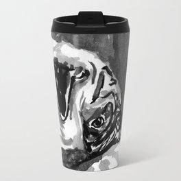 Snug Pug Travel Mug