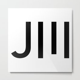 JanMarvin Logo Metal Print