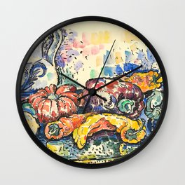 "Paul Signac ""Still Life with Jug"" Wall Clock"